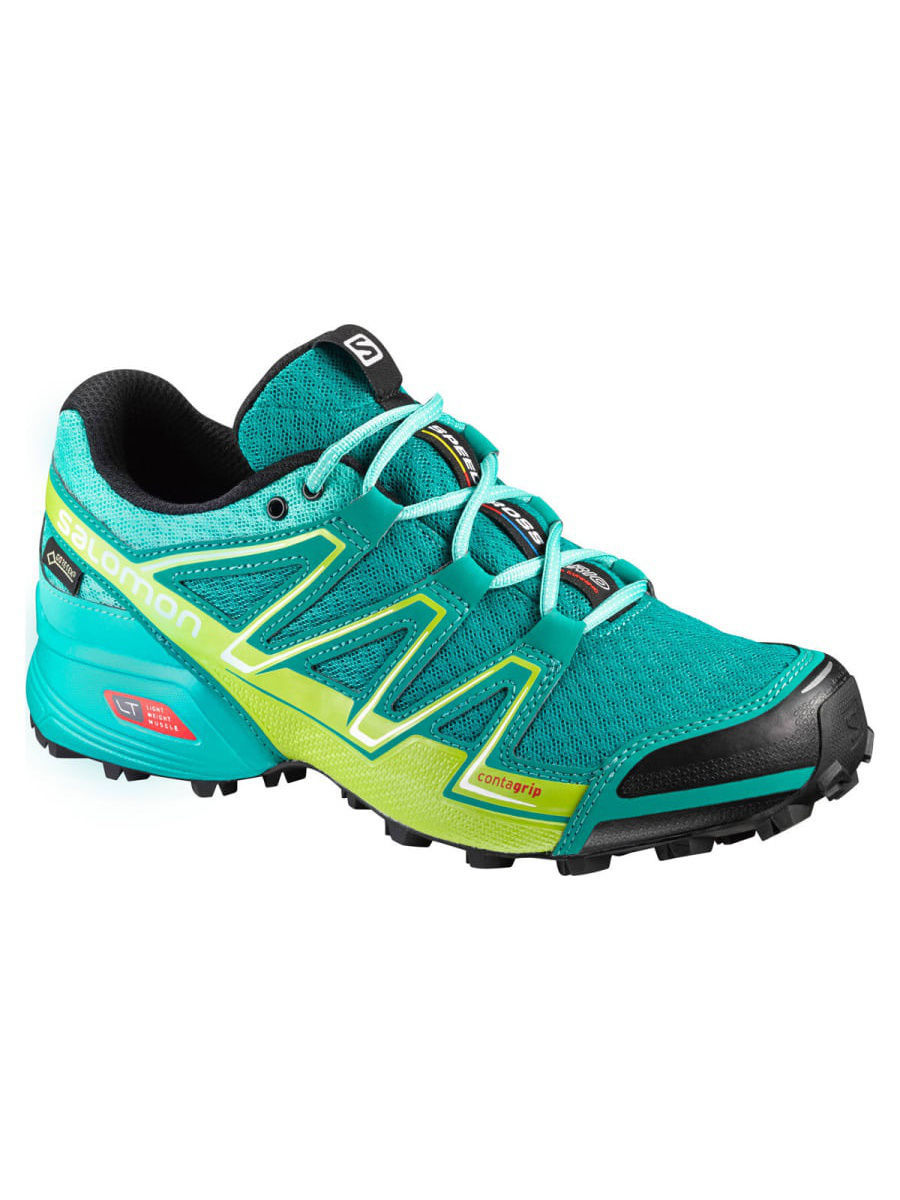 Кроссовки SALOMON Кроссовки SHOES SPEEDCROSS VARIO GTX W Deep Peaco