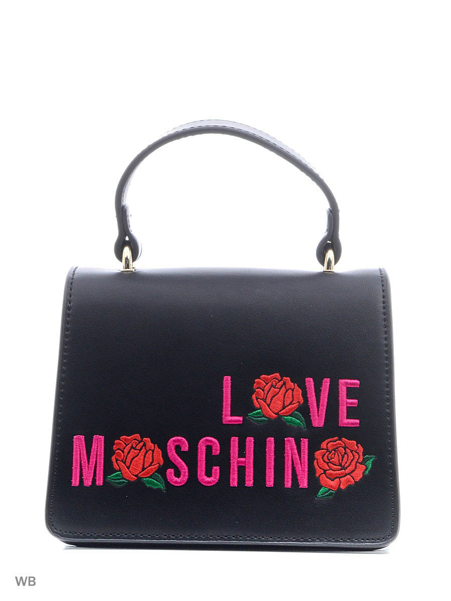 Большая сумка Love Moschino JC4123PP14LS0000/black