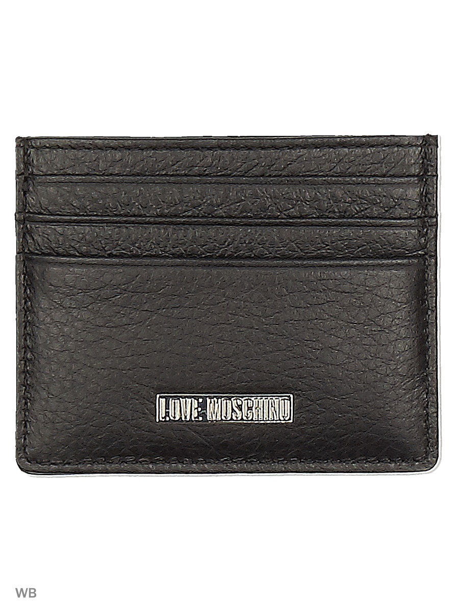 Кошелек Love Moschino JD5705PP14FD0000/black