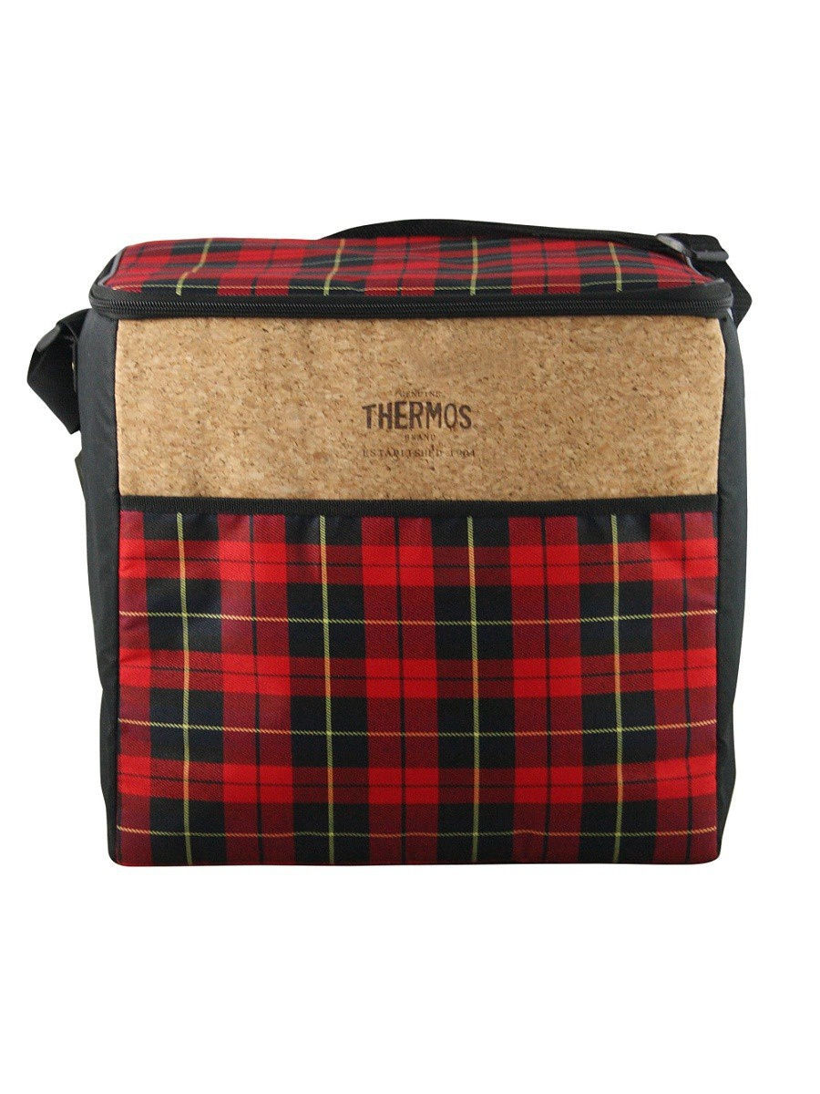 Сумка- термос тм THERMOS Heritage 36 Can Cooler Red