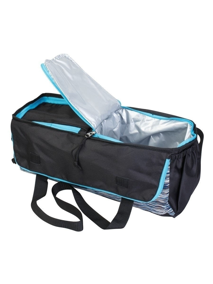 Сумка- термос тм THERMOS Studio Fitness yoga bag-blue