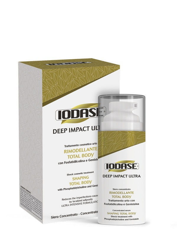 "Сыворотки IODASE Сыворотка для тела ""Iodase Deep Impact ULTRA serum"""