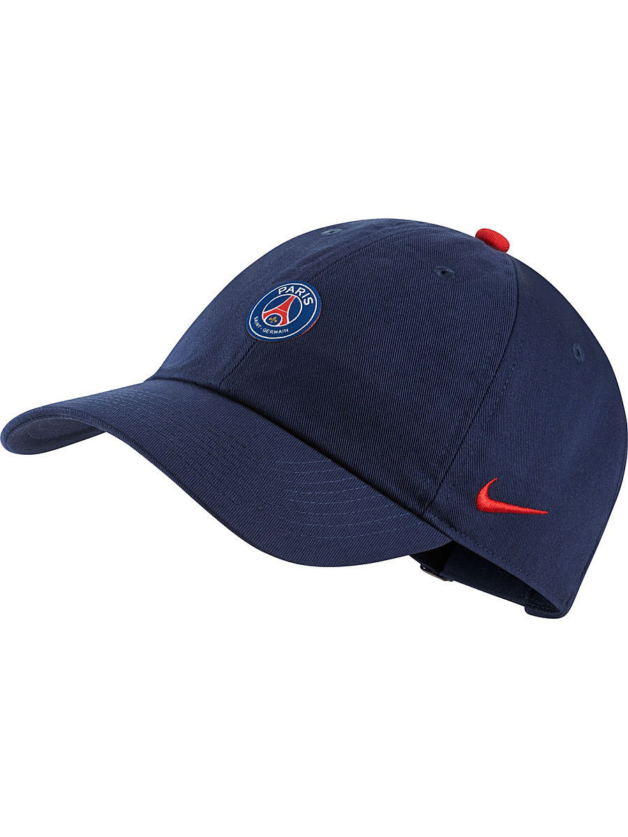 Бейсболки Nike Бейсболка PSG NK H86 CORE psg paris saint germain bordeaux