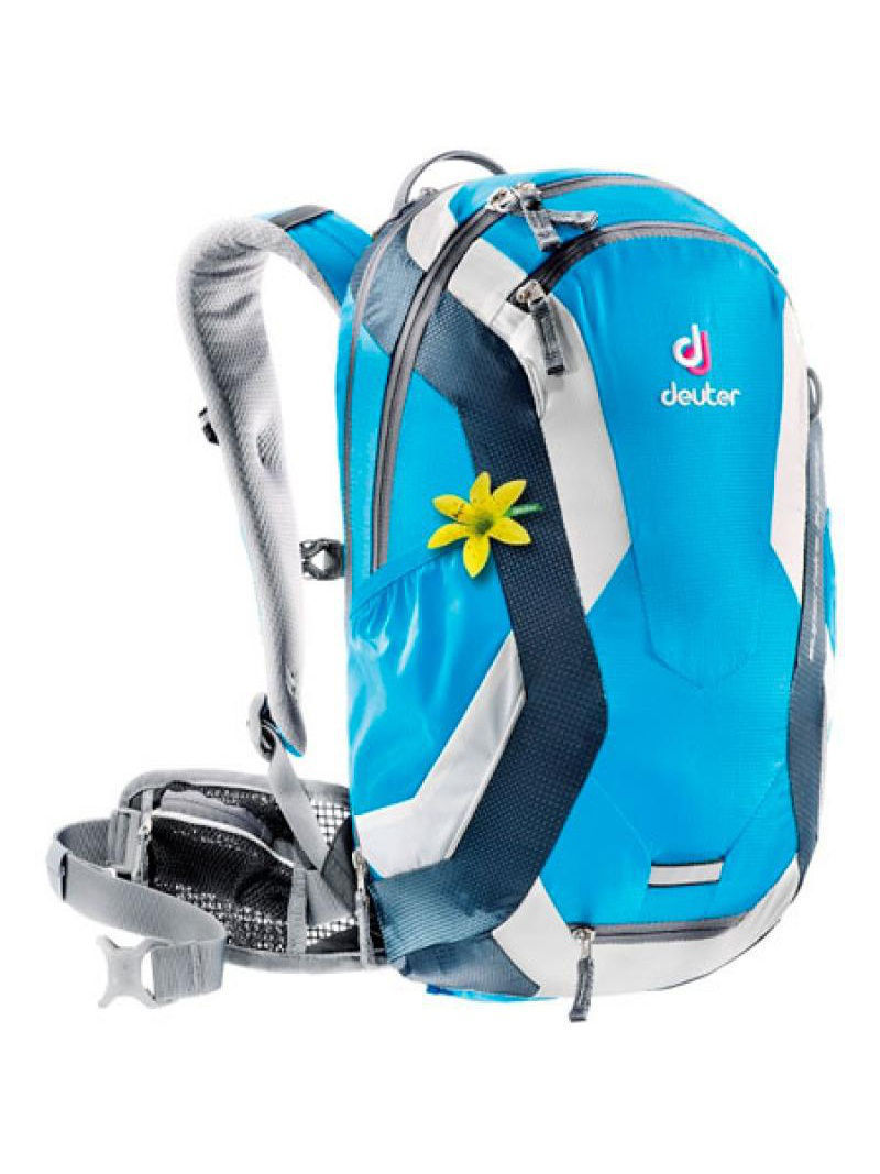 Рюкзаки Deuter Рюкзак Deuter Superbike 14 EXP SL turquoise-midnight рюкзак deuter daypacks giga bike 28l 2015 turquoise midnight