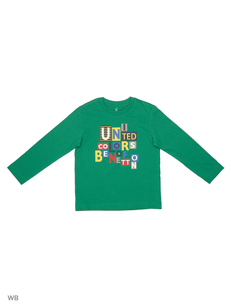 Водолазка United Colors of Benetton (Юнайтед Колорс оф Бенеттон) 3I1XC1389/327