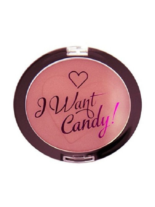 Румяна MakeUp Revolution Румяна I Heart Makeup I Want Candy Blushing makeup revolution набор теней i heart makeup wonder palette naked chocolate