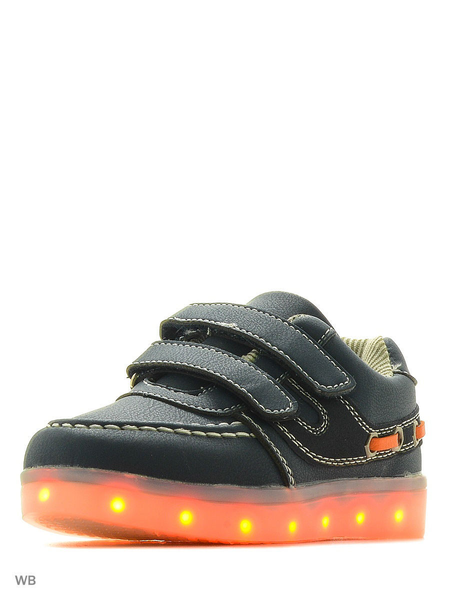 Кеды LedShoes Кроссовки Kids Casual