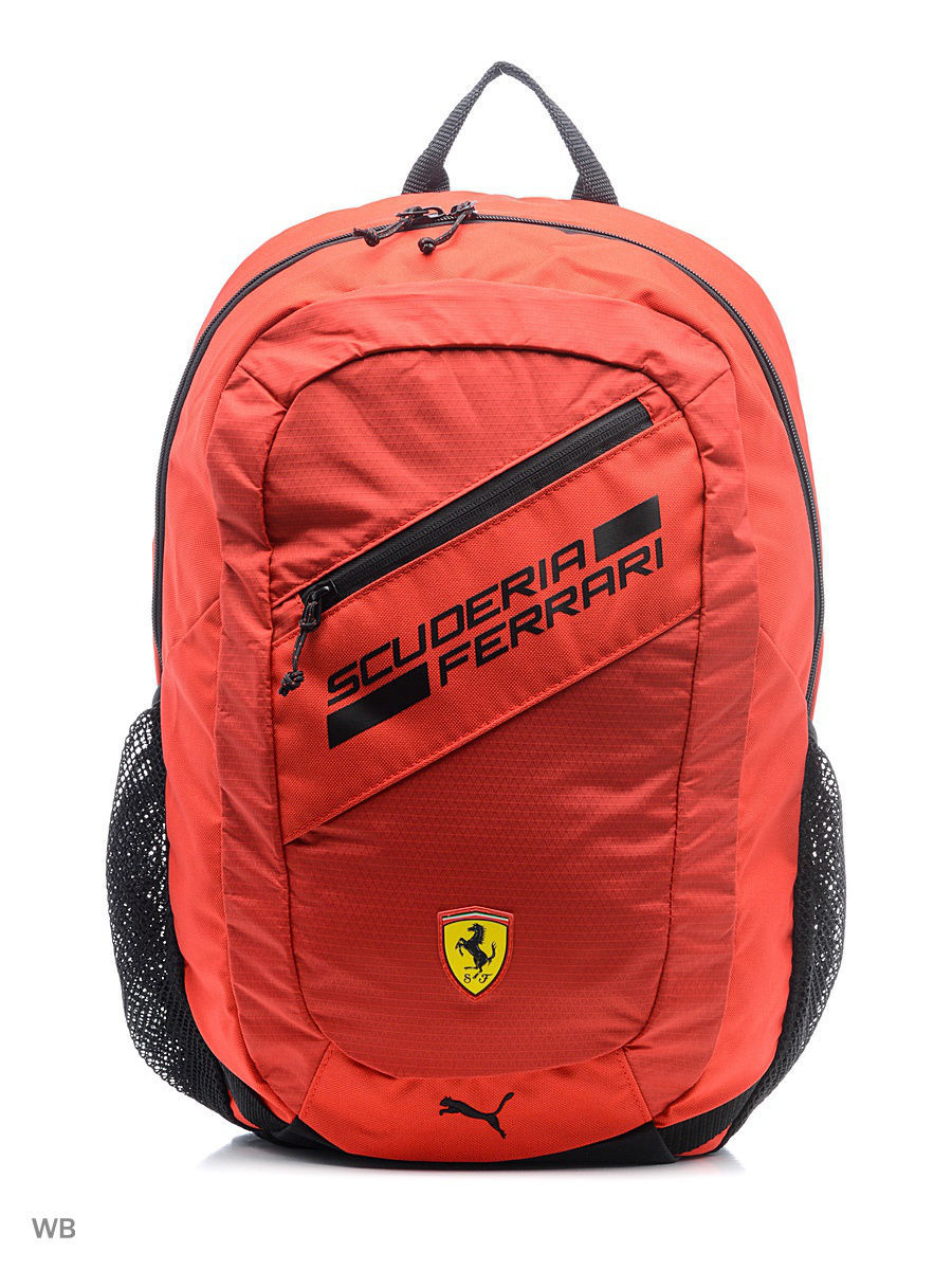 Рюкзаки PUMA Рюкзак Ferrari Fanwear Backpack puma рюкзак italia fanwear backpack
