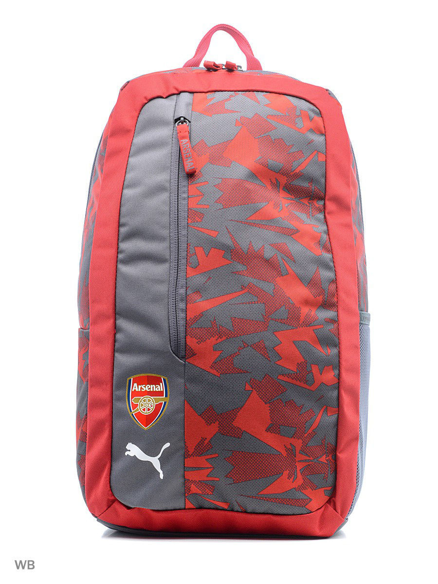Рюкзаки PUMA Рюкзак Arsenal Camo Fanwear Backpack puma рюкзак italia fanwear backpack