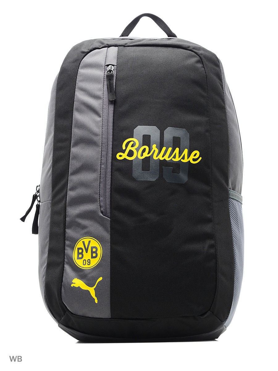 Рюкзаки PUMA Рюкзак BVB Fanwear Backpack puma рюкзак italia fanwear backpack