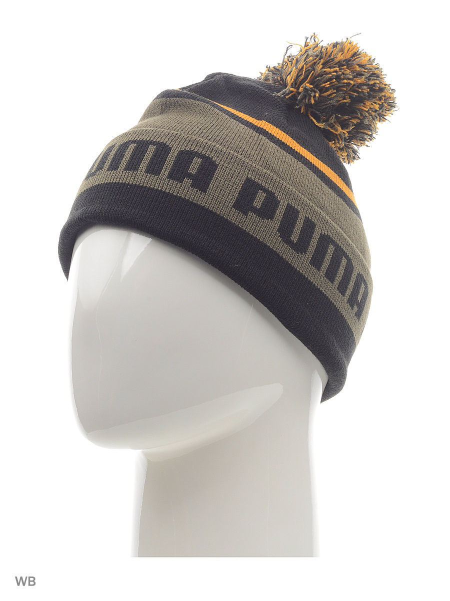 Шапки PUMA Шапка ARCHIVE Authentic Beanie шапка puma puma pu053cmcer08