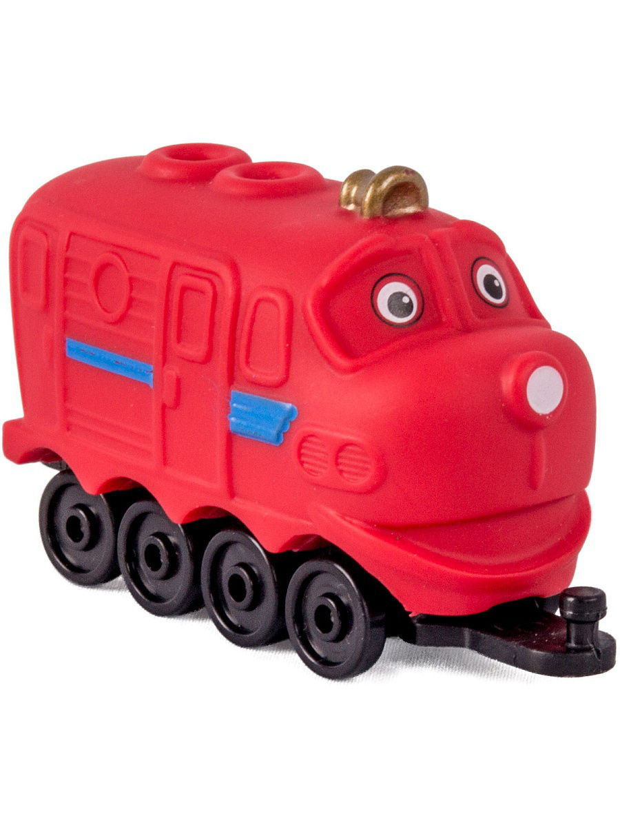Фигурки-игрушки Chuggington Chuggington паровозик Уилсон паровозик chuggington данбар lc54004