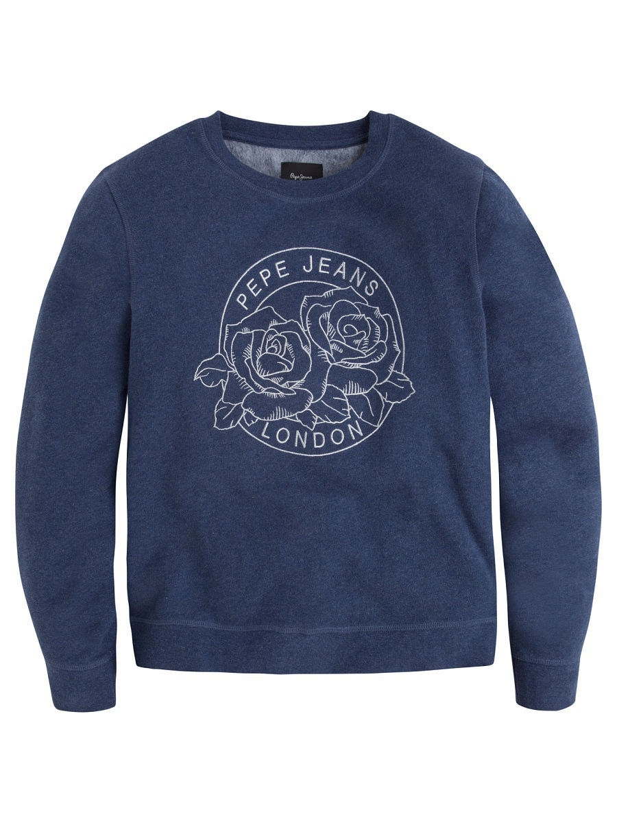 Толстовка Pepe Jeans London PL580534/588OCEAN