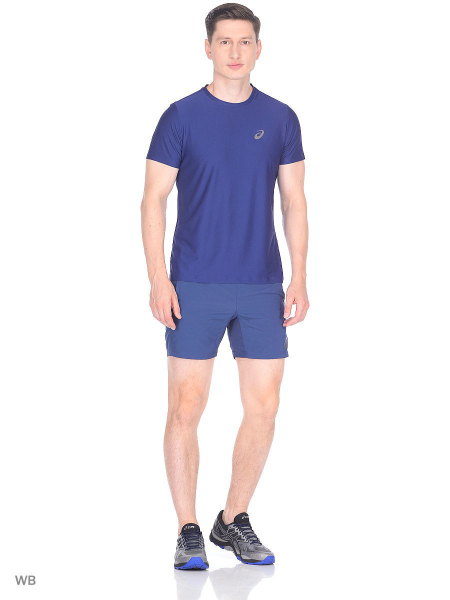 Шорты ASICS Шорты Woven Short 7In asics 7in short
