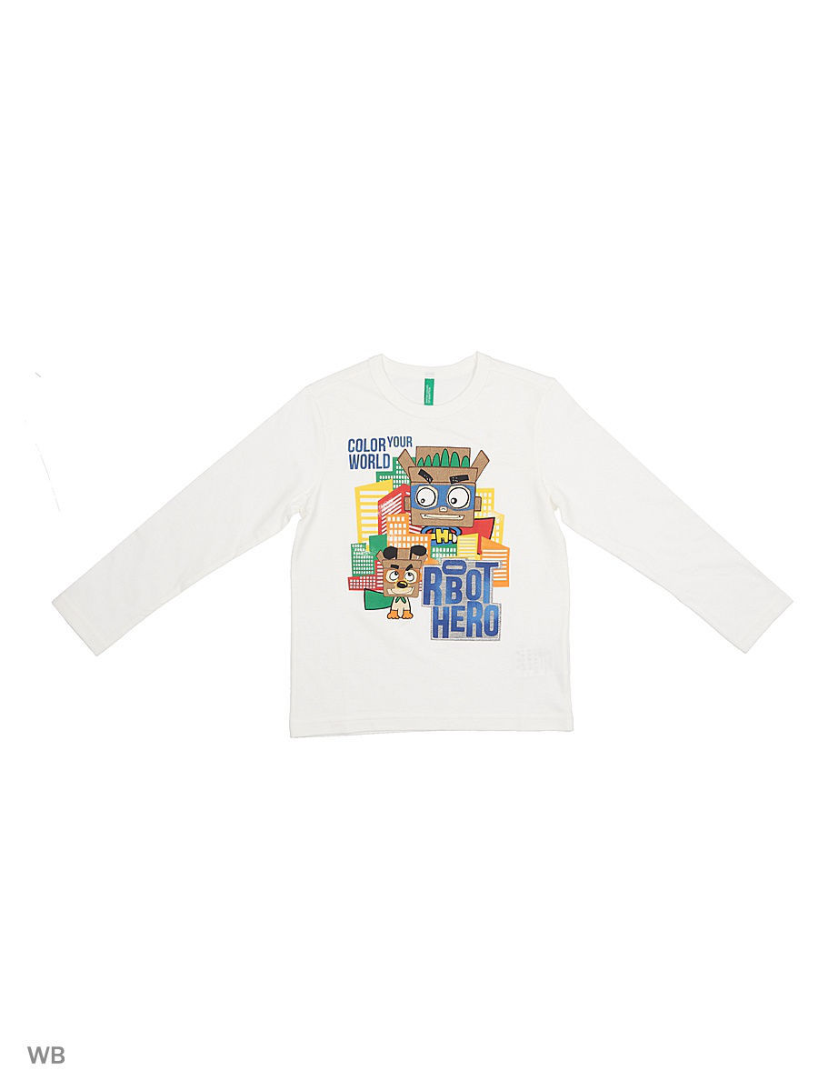Водолазка United Colors of Benetton (Юнайтед Колорс оф Бенеттон) 3I1XC167P/074