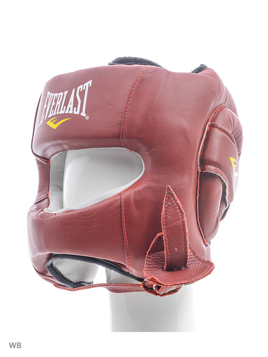 Шлемы Everlast Шлем Elite Leather шлем боксерский venum elite headgear 100% premium leather