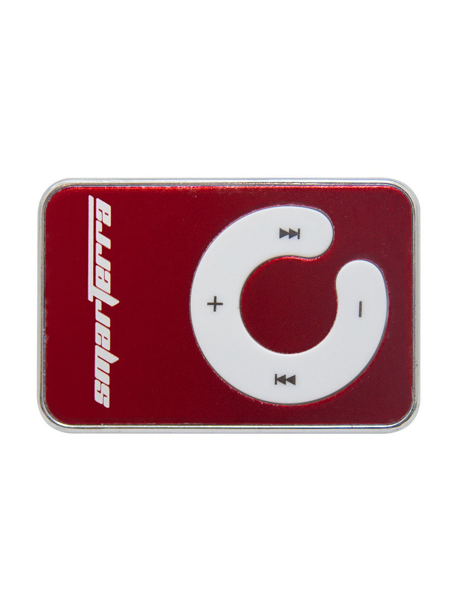 MP3 плееры SMARTERRA Mp3 player Smarterra Ska Red