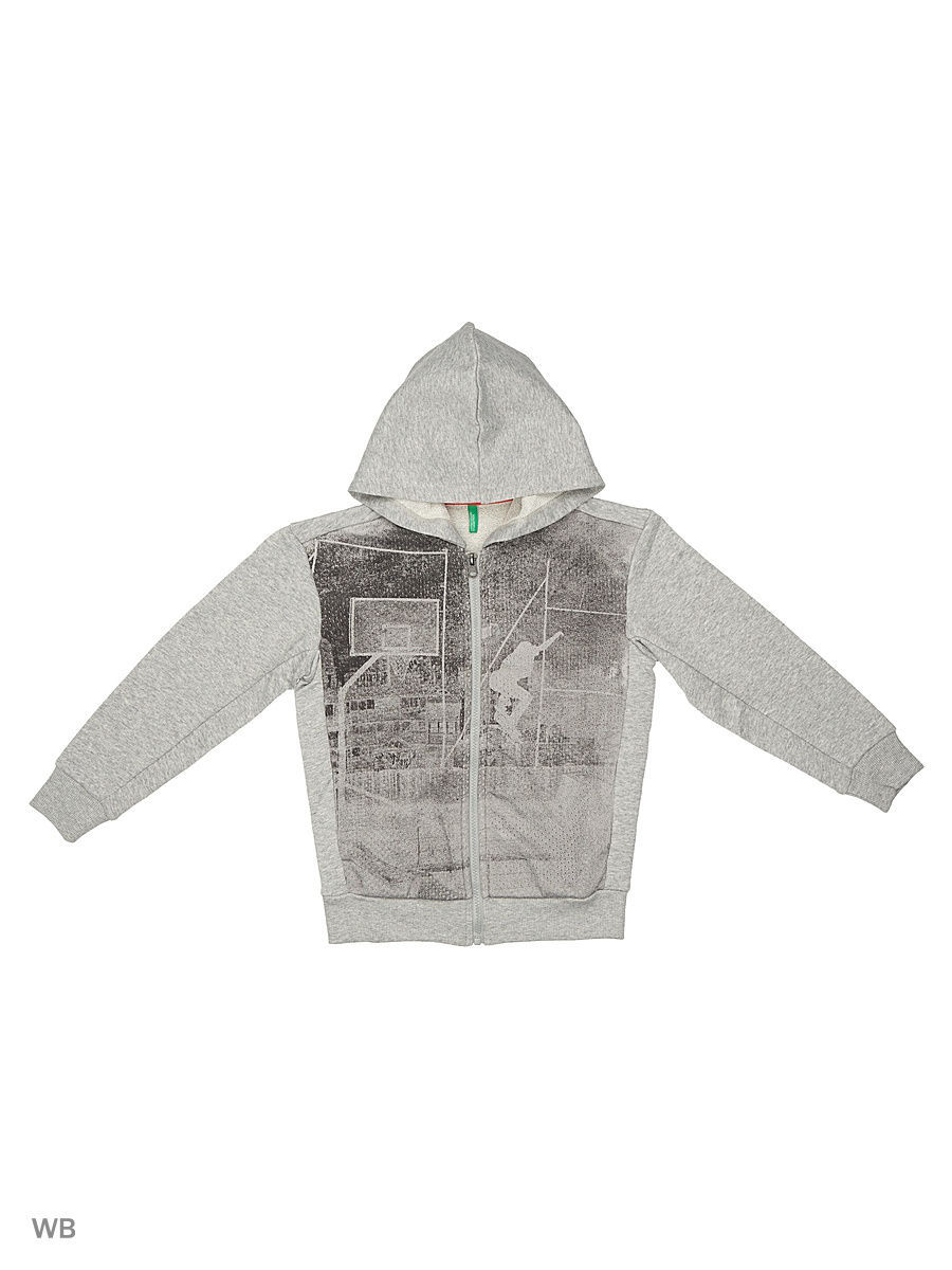 Толстовка United Colors of Benetton (Юнайтед Колорс оф Бенеттон) 3DW8C5274/501