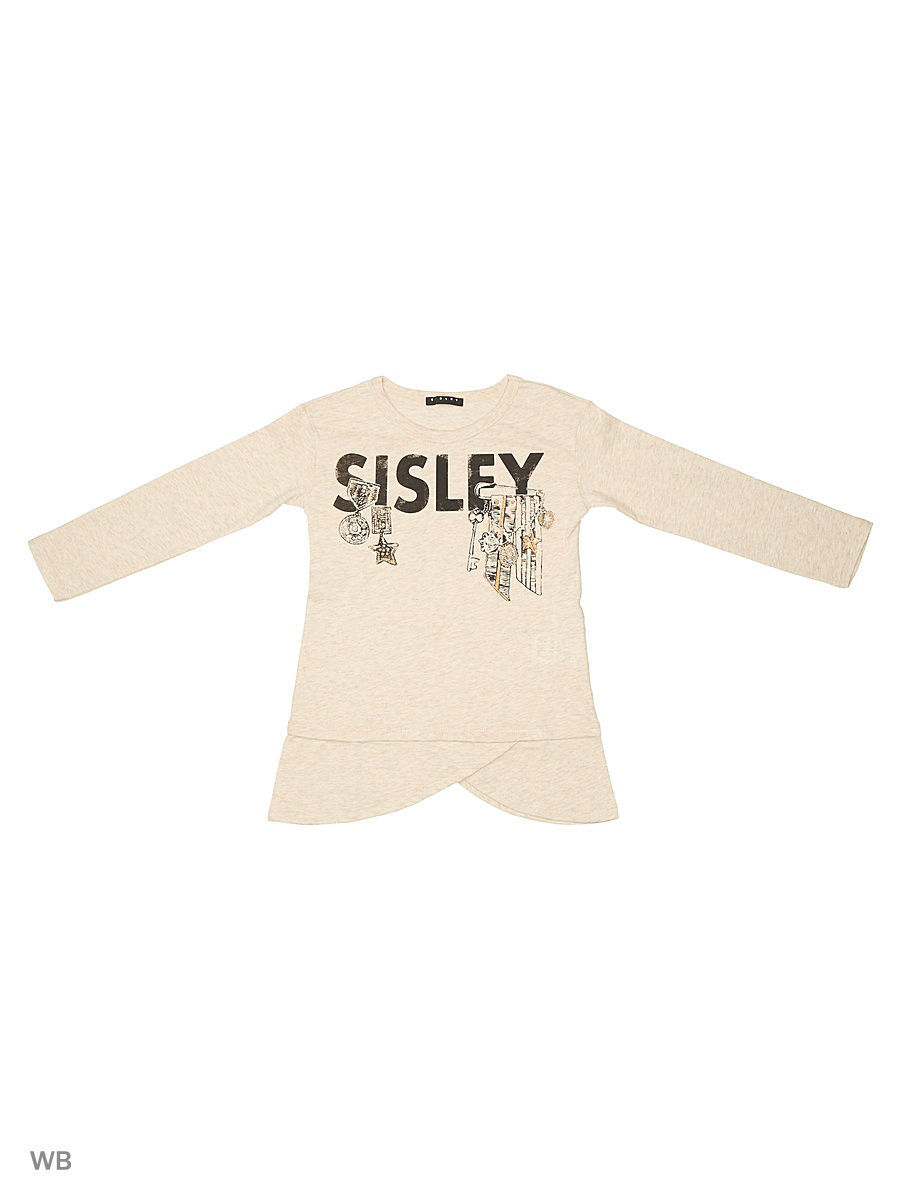 Джемпер Sisley Young 3E7QC13CT/9C9