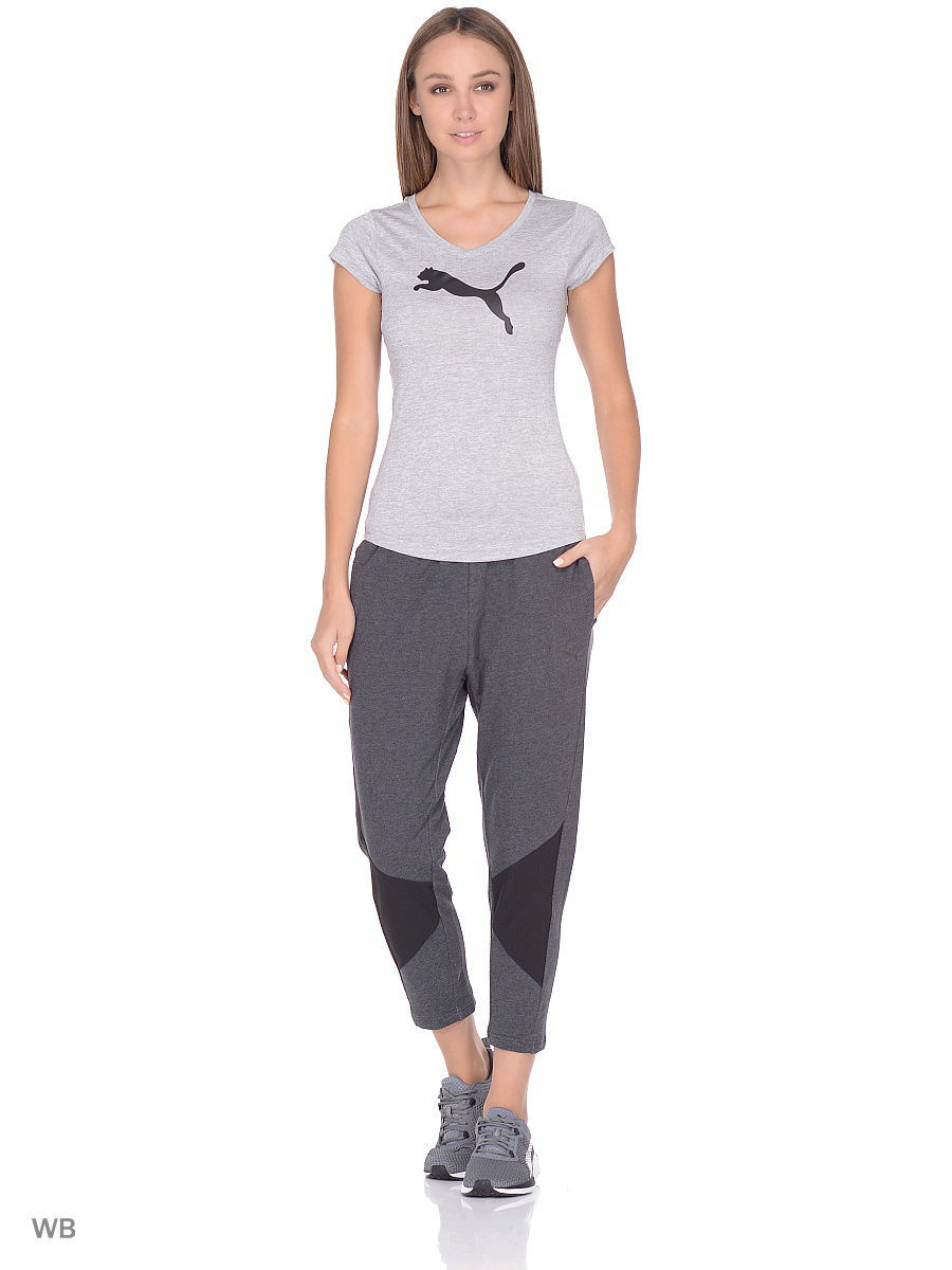 Брюки PUMA Брюки TRANSITION 7/8 Track Pant W брюки transition drapey pants w