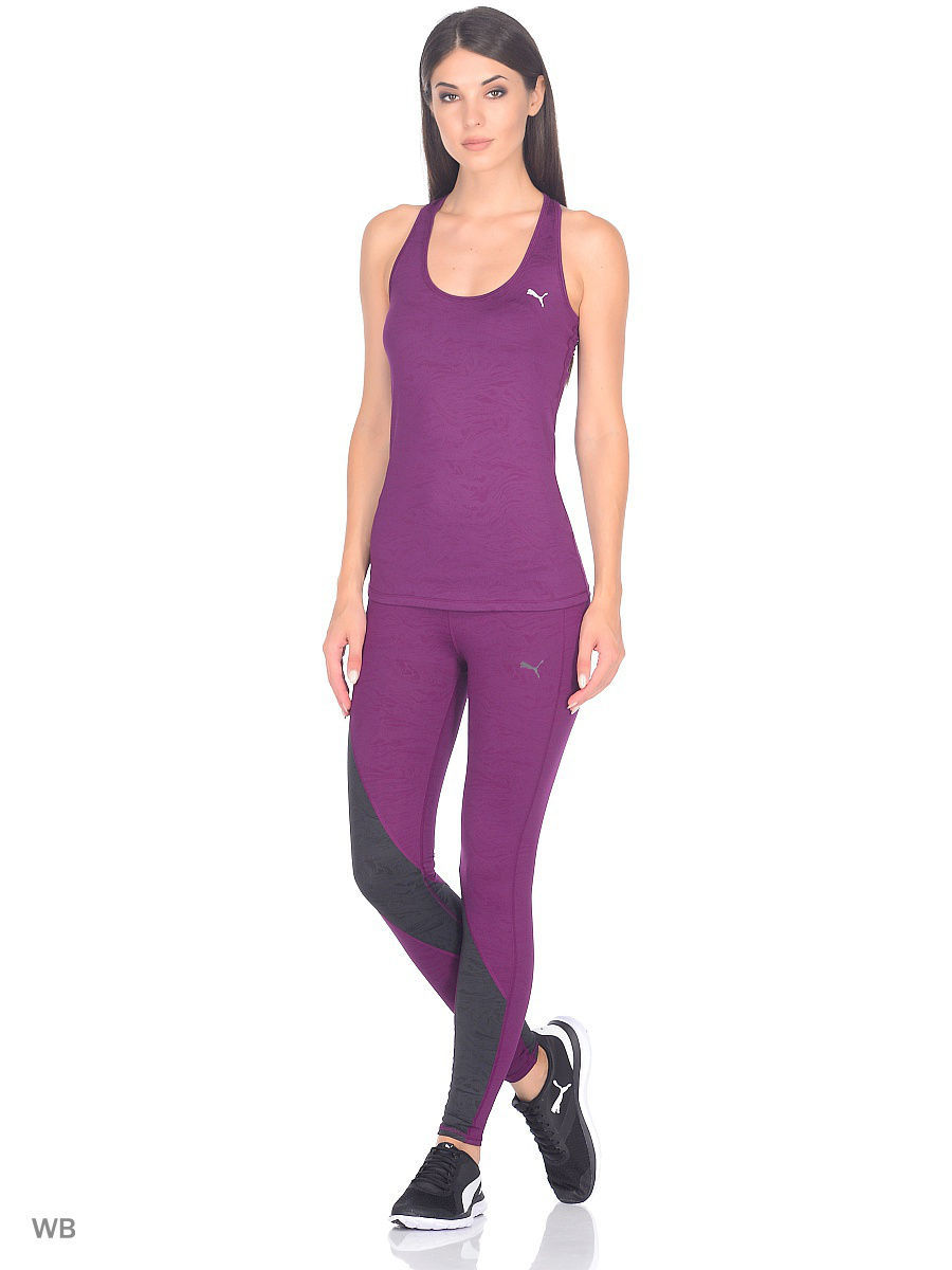 Тайтсы PUMA Тайтсы CLASH Tight тайтсы puma тайтсы yogini heather knee tight