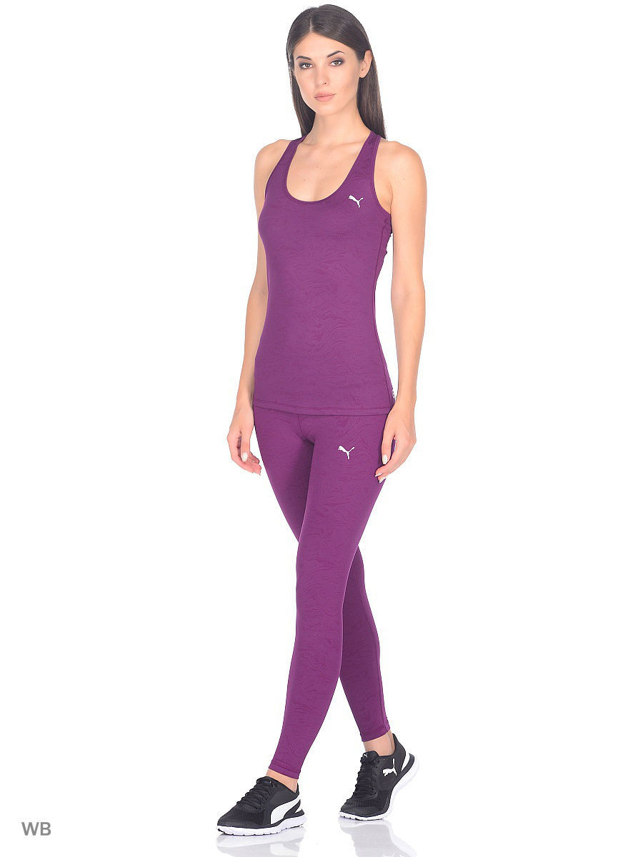 Тайтсы PUMA Тайтсы ALL EYES ON ME Tight тайтсы puma тайтсы yogini heather knee tight