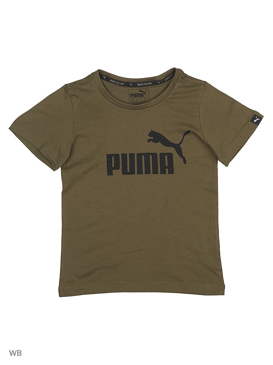 Футболка PUMA Футболка ESS No.1 Tee футболка no have rice about you tee