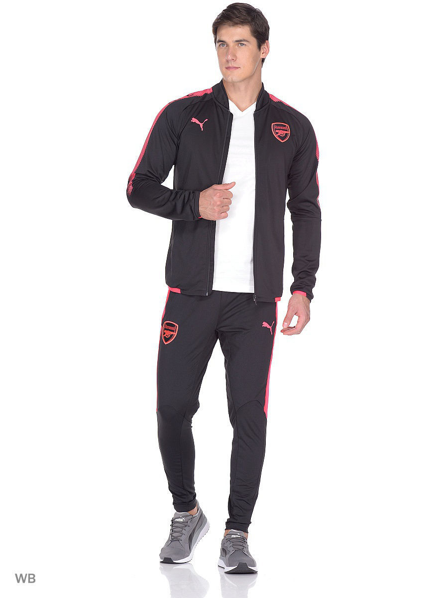 Брюки PUMA Брюки AFC Training Pants брюки puma брюки afc training pant tapered