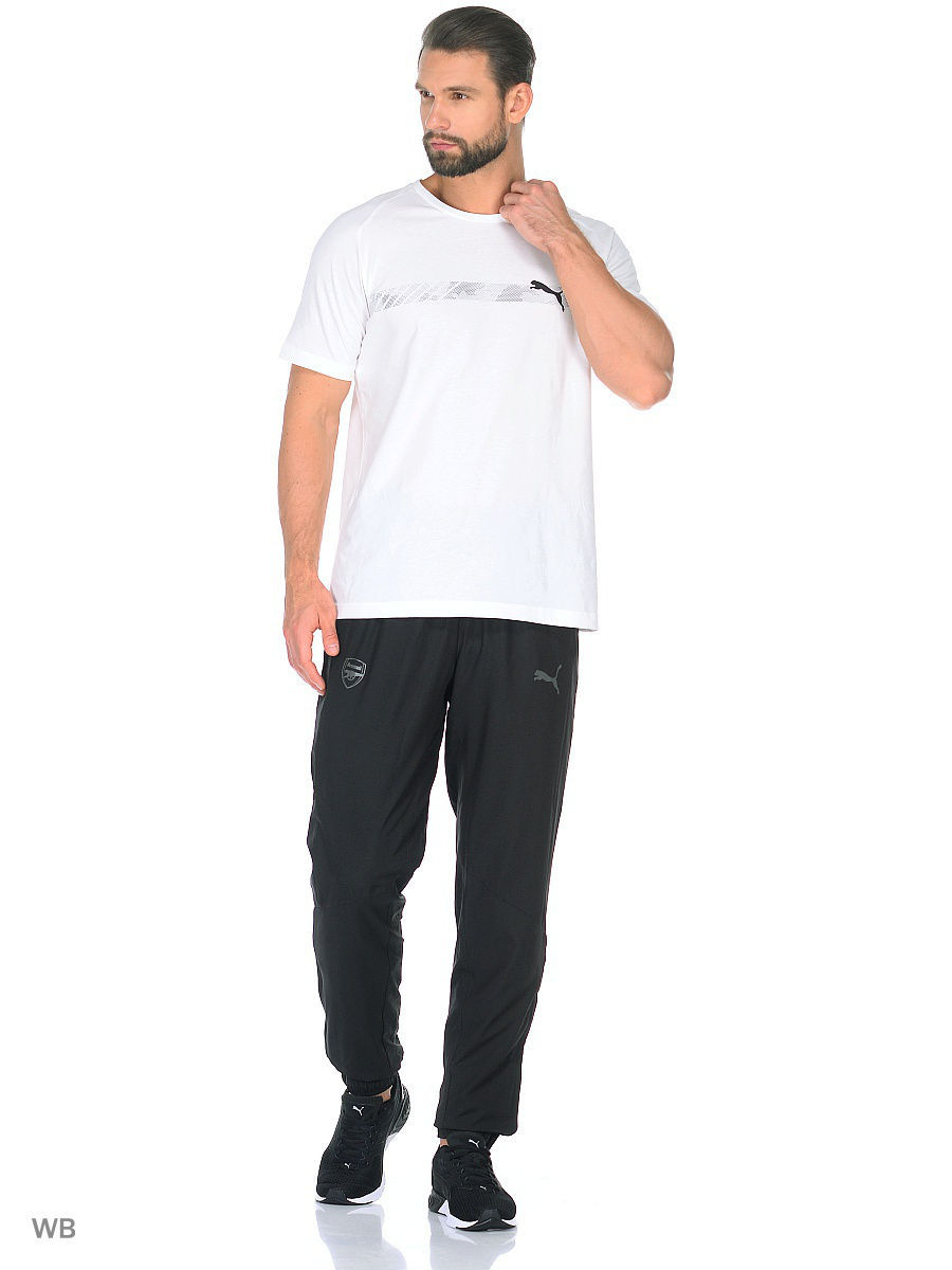 Брюки PUMA Брюки AFC Casuals Performance Woven Pant брюки puma брюки afc training pant tapered