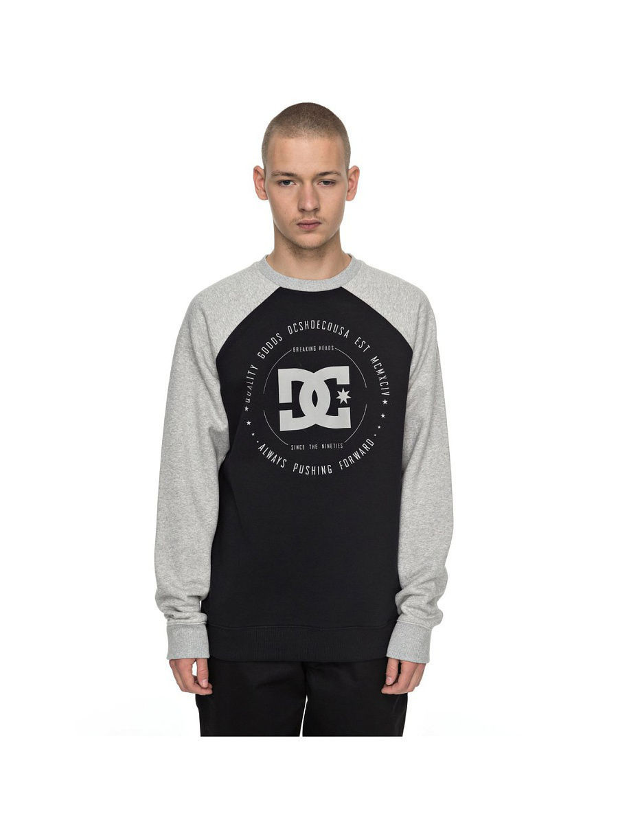 Толстовка DC Shoes EDYSF03122/KVJ0