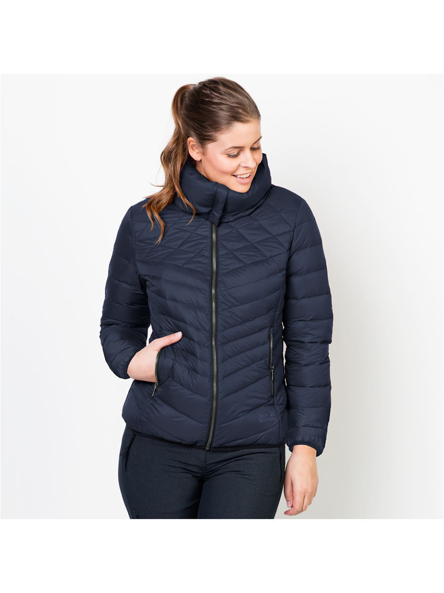цена  Пуховики Jack Wolfskin Пуховик RICHMOND JACKET WOMEN  онлайн в 2017 году