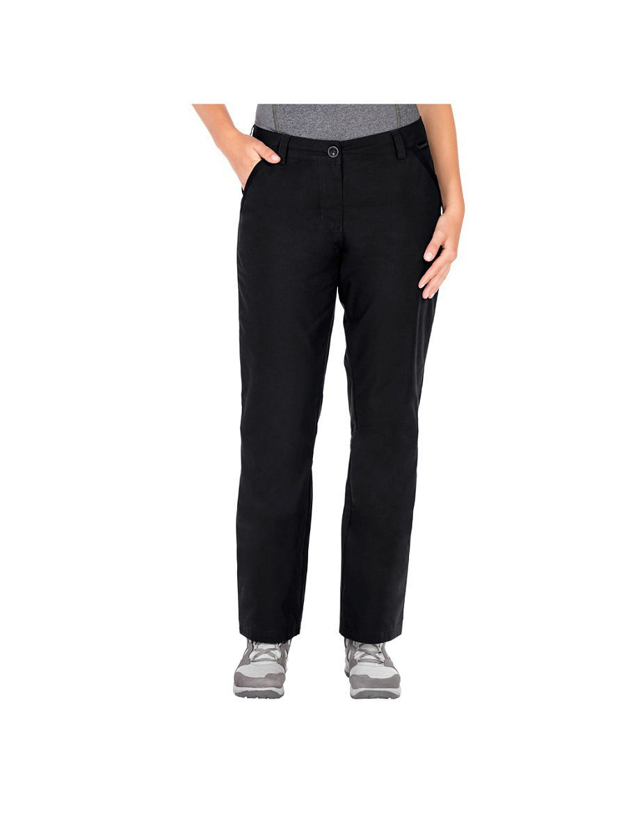 Брюки Jack Wolfskin Брюки ARCTIC ROAD PANTS WOMEN брюки jack wolfskin jack wolfskin ja021ewpdq89