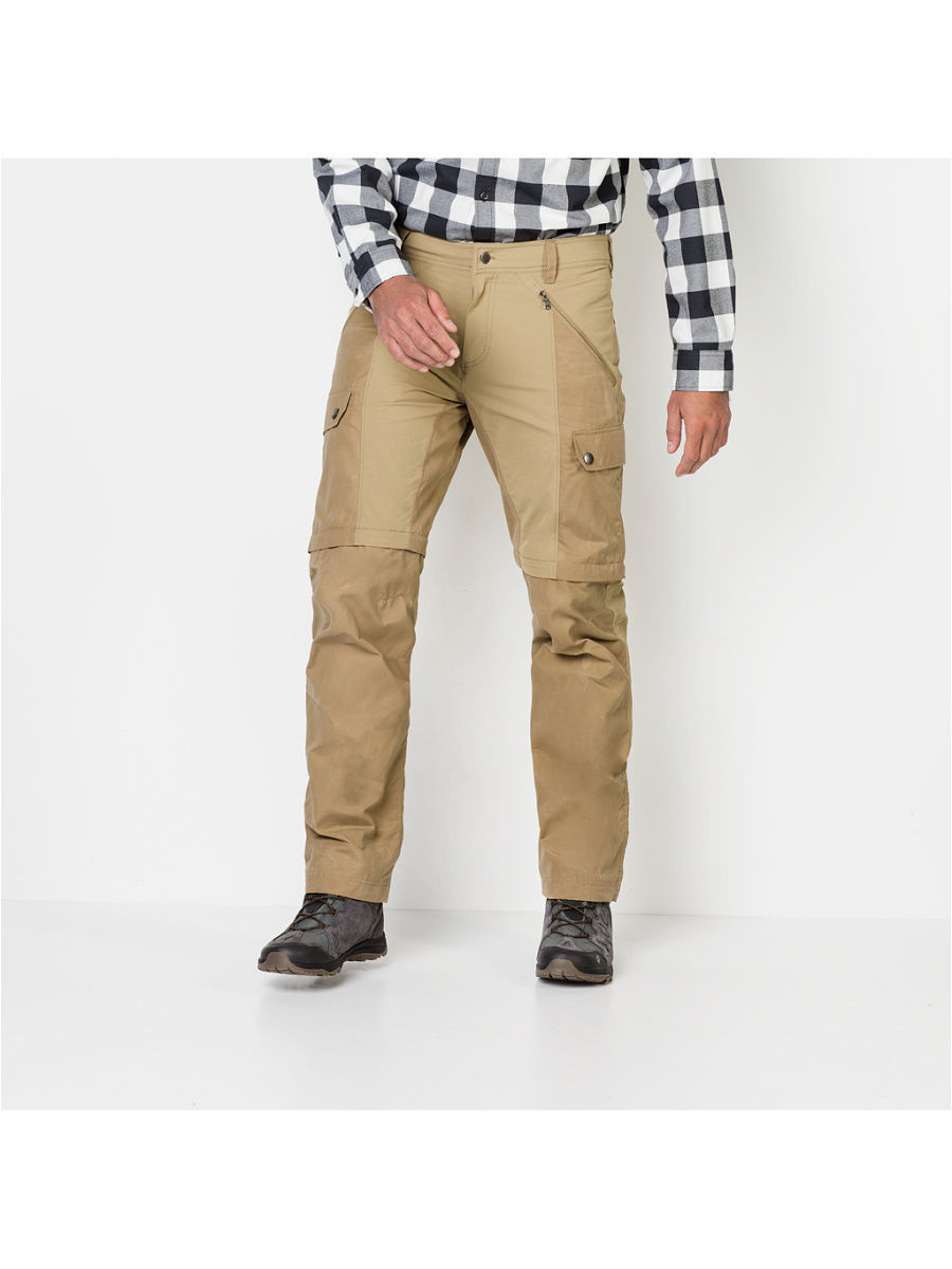 Брюки Jack Wolfskin Брюки DAWSON FLEX ZIP OFF PANTS MEN брюки jack wolfskin jack wolfskin ja021ewpdq89