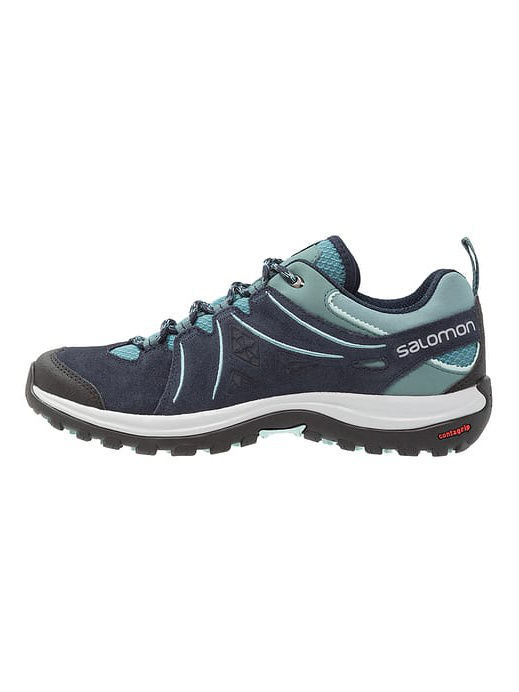 Кроссовки SALOMON Кроссовки SHOES ELLIPSE 2 LTR W ARTIC/Navy Blaze/E кроссовки salomon кроссовки shoes xa lite bk quiet shad imperial b