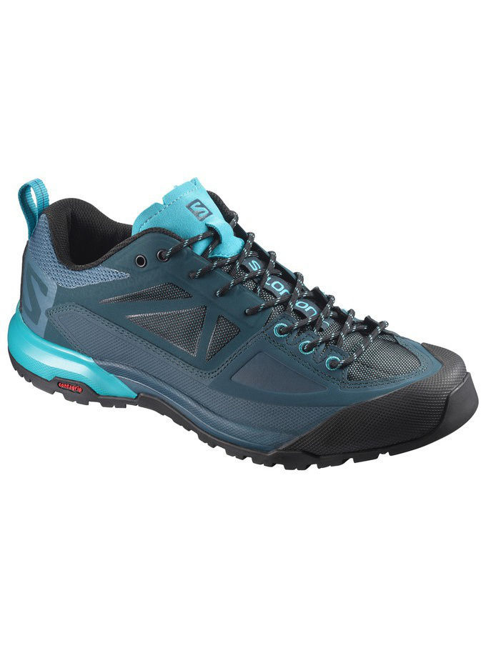 Кроссовки SALOMON Кроссовки SHOES X ALP SPRY W Mallard Bl/Reflecting salomon ботинки мужские salomon x alp mid