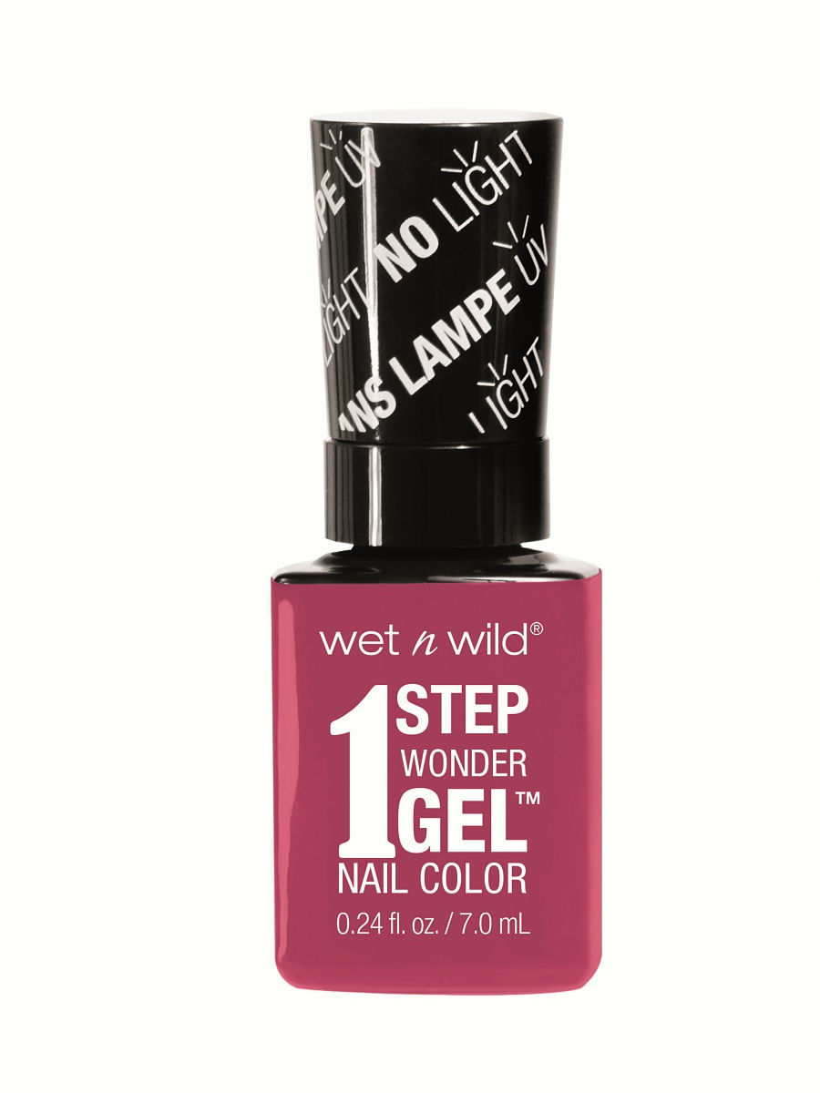 Гель-лаки Wet n Wild Гель-лак для ногтей 1 Step Wonder Gel E7231 its sher-bert day slate joseph miss bindergarten wet day exp