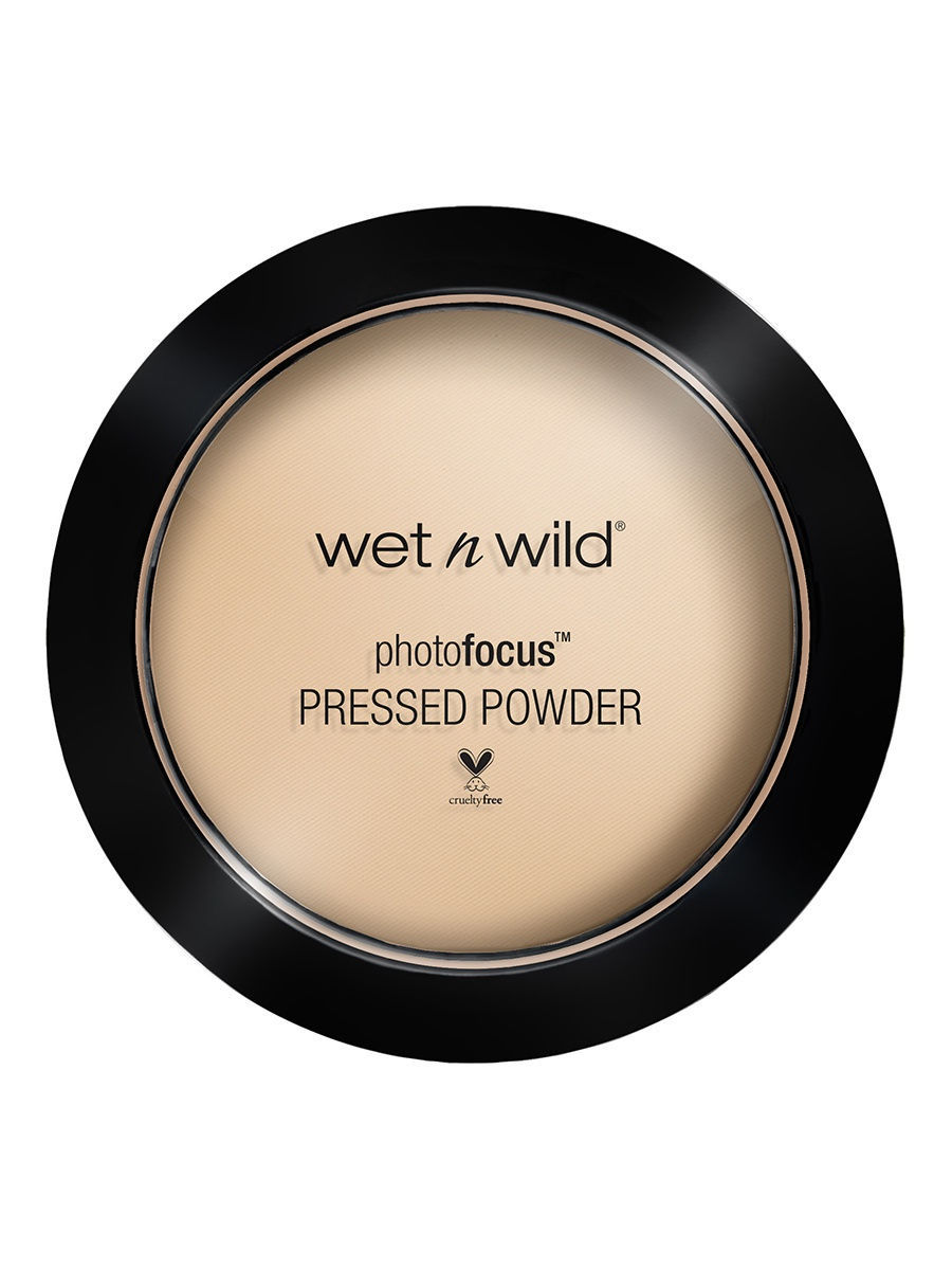 Пудры Wet n Wild Компактная Пудра Photo Focus Pressed Powder E821e warm light n light торшер n light 821 01 05