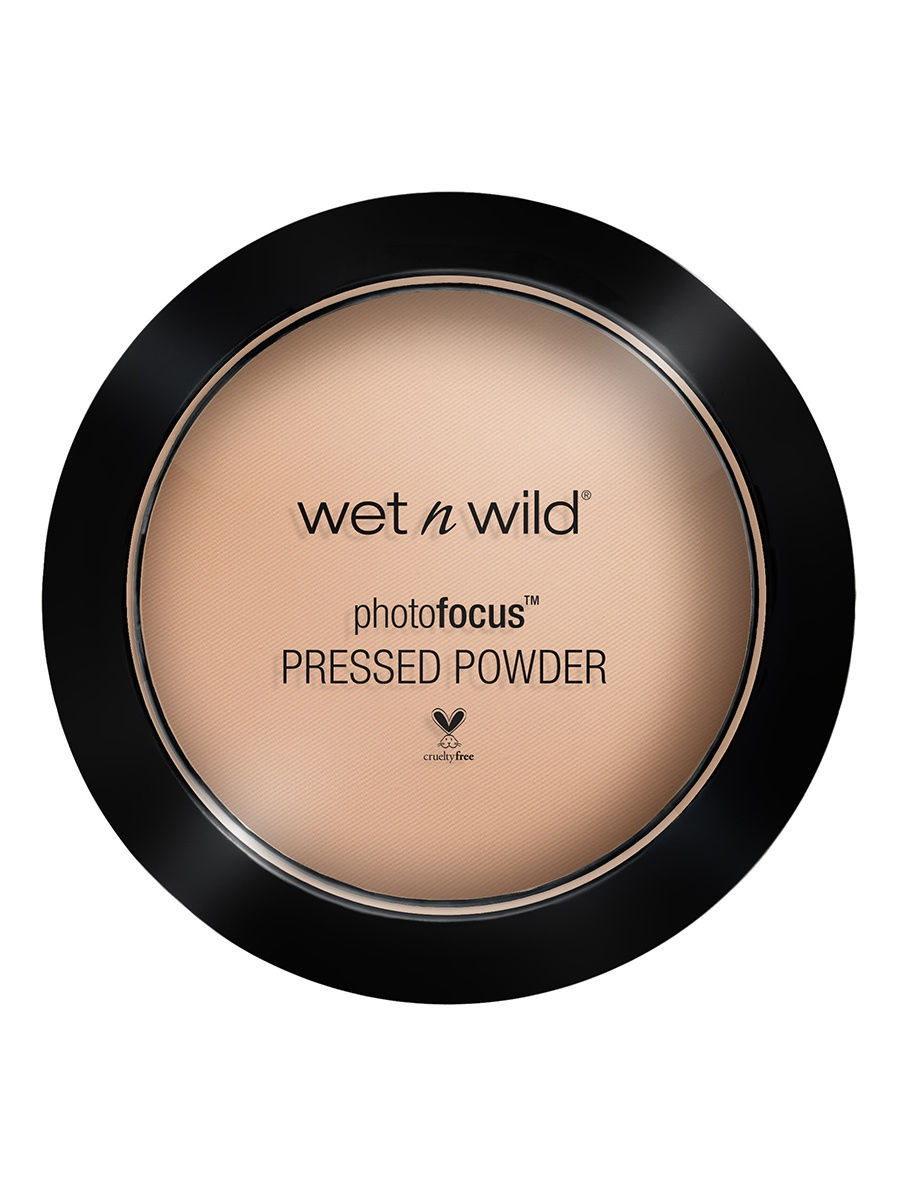 Компактная Пудра Photo Focus Pressed Powder E823c neutral beige