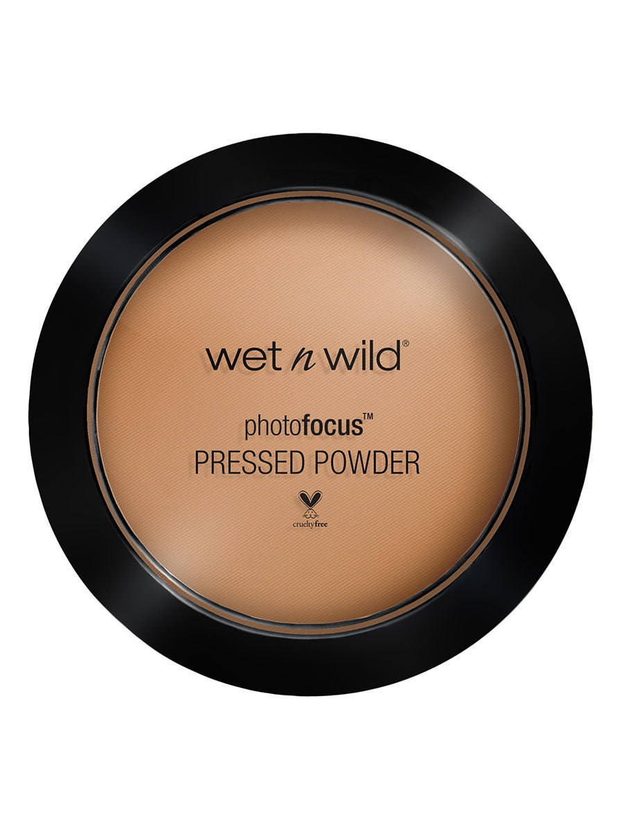 Компактная Пудра Photo Focus Pressed Powder E826c golden tan