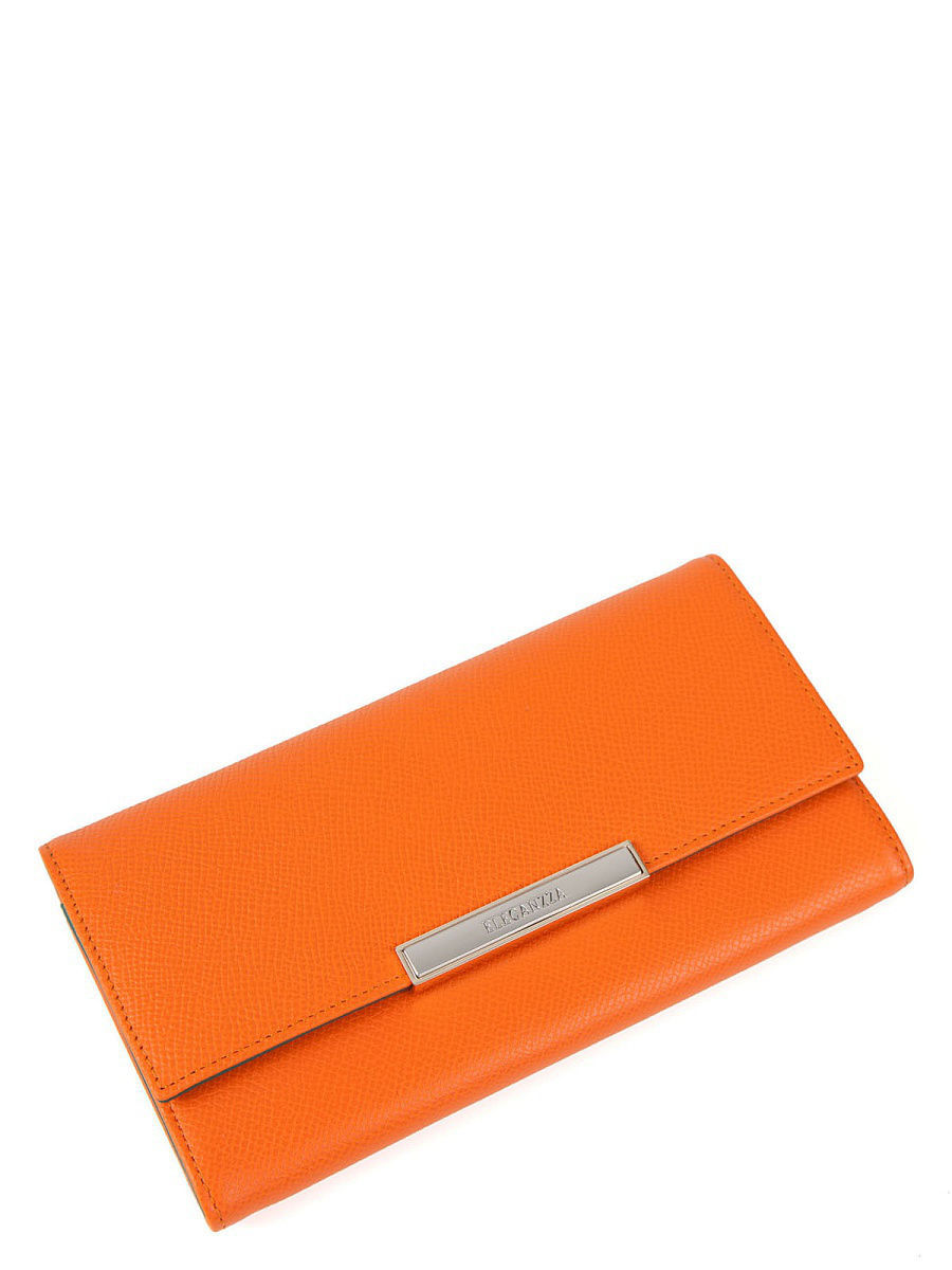 Кошелек Eleganzza Z4526-2266/orange/green