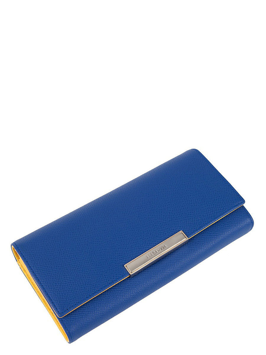 Кошелек Eleganzza Z4526-2596/royal/blue/yellow