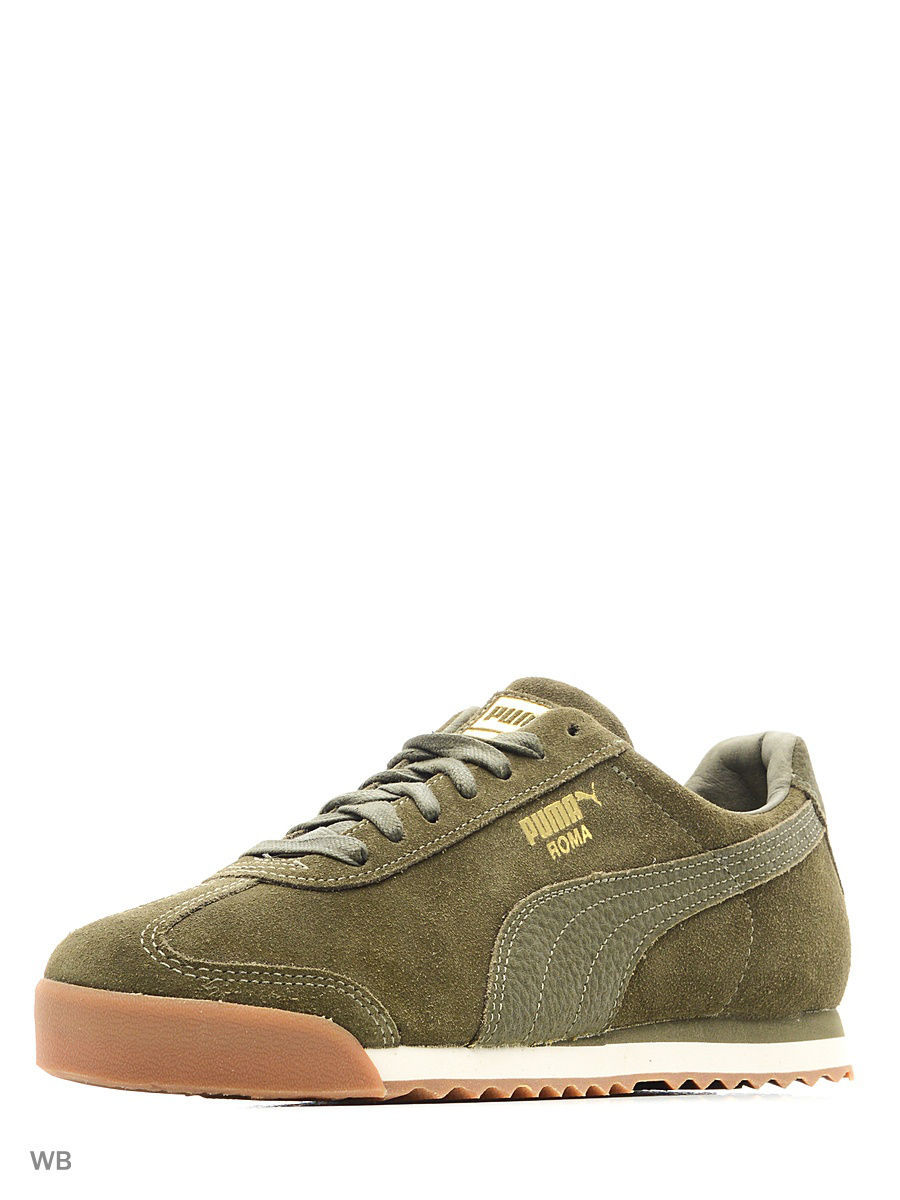 Кроссовки PUMA Кроссовки Roma Natural Warmth roma basic puma