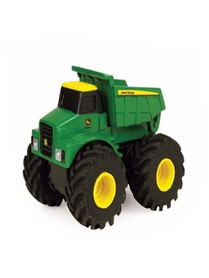 Машинки TOMY. Самосвал реверсивный Monster Treads машинки tomy машинка tomy john deere реверсивные monster treads
