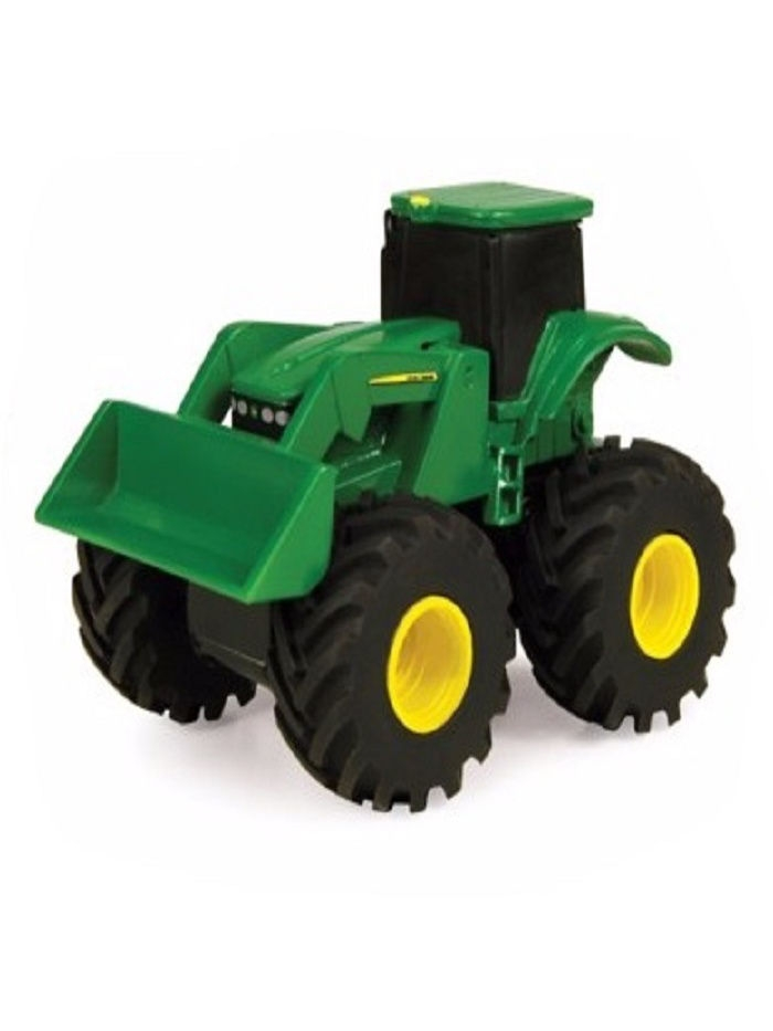 Машинки TOMY. Трактор реверсивный Monster Treads машинки tomy машинка tomy john deere реверсивные monster treads