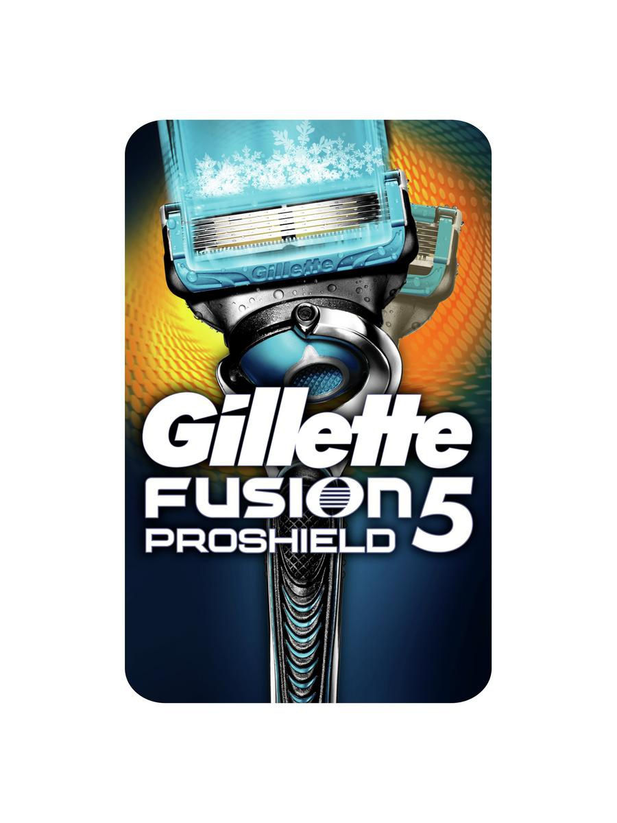 Бритва Gillette Fusion ProShield Chill