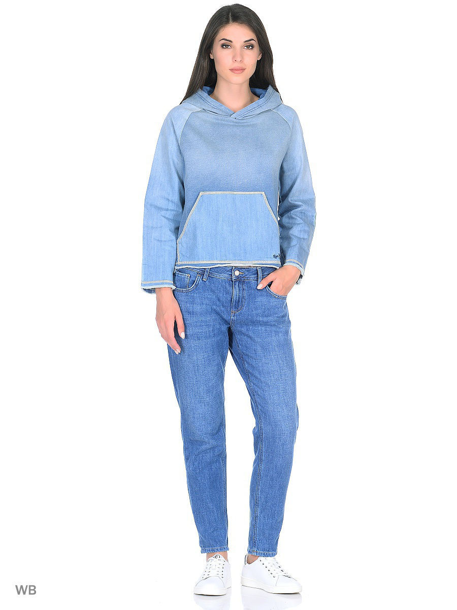 Толстовка Pepe Jeans London PL580517/504BLEACHBLUE