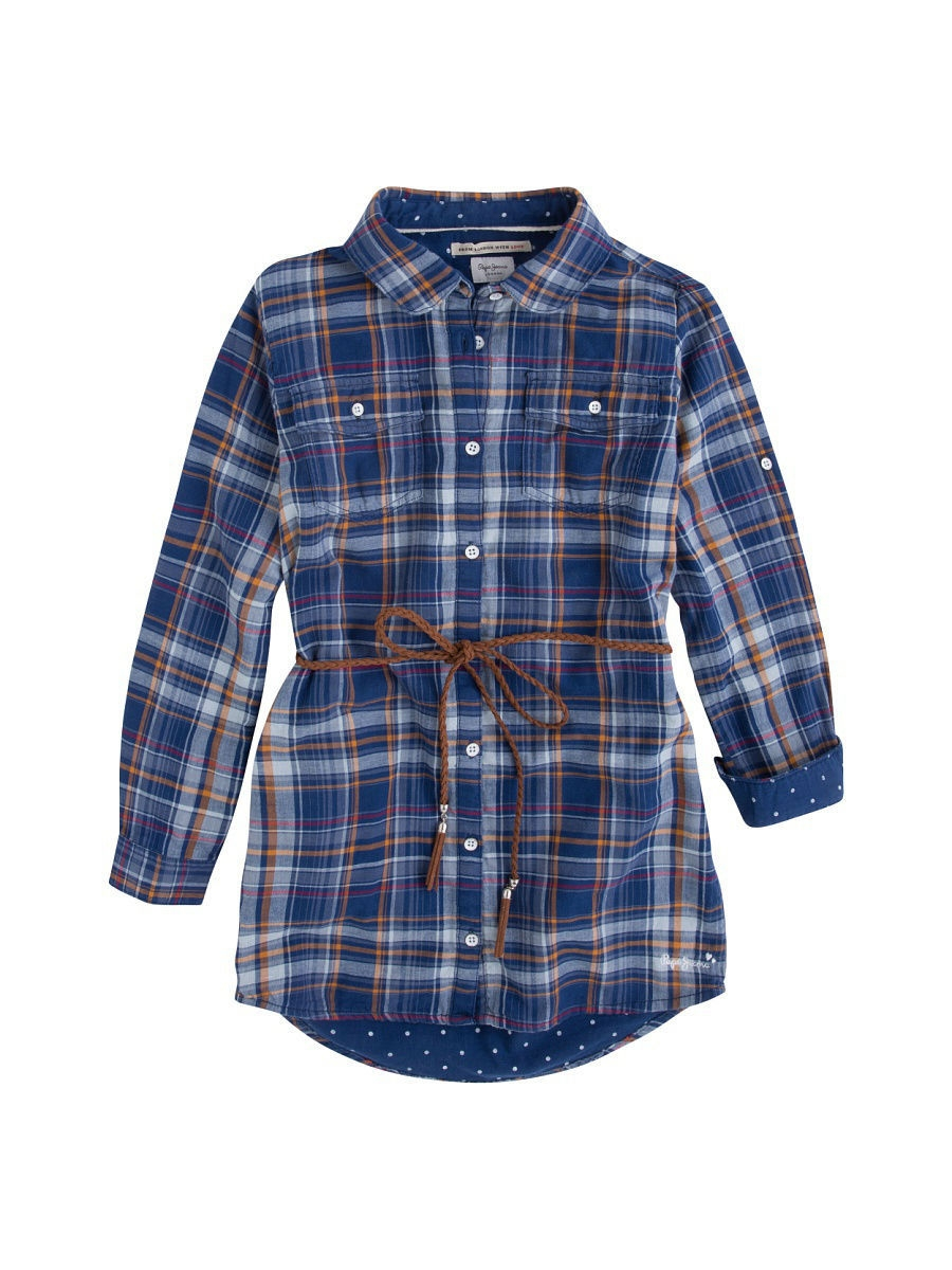 Платье Pepe Jeans London PG950854/933GREYMARL