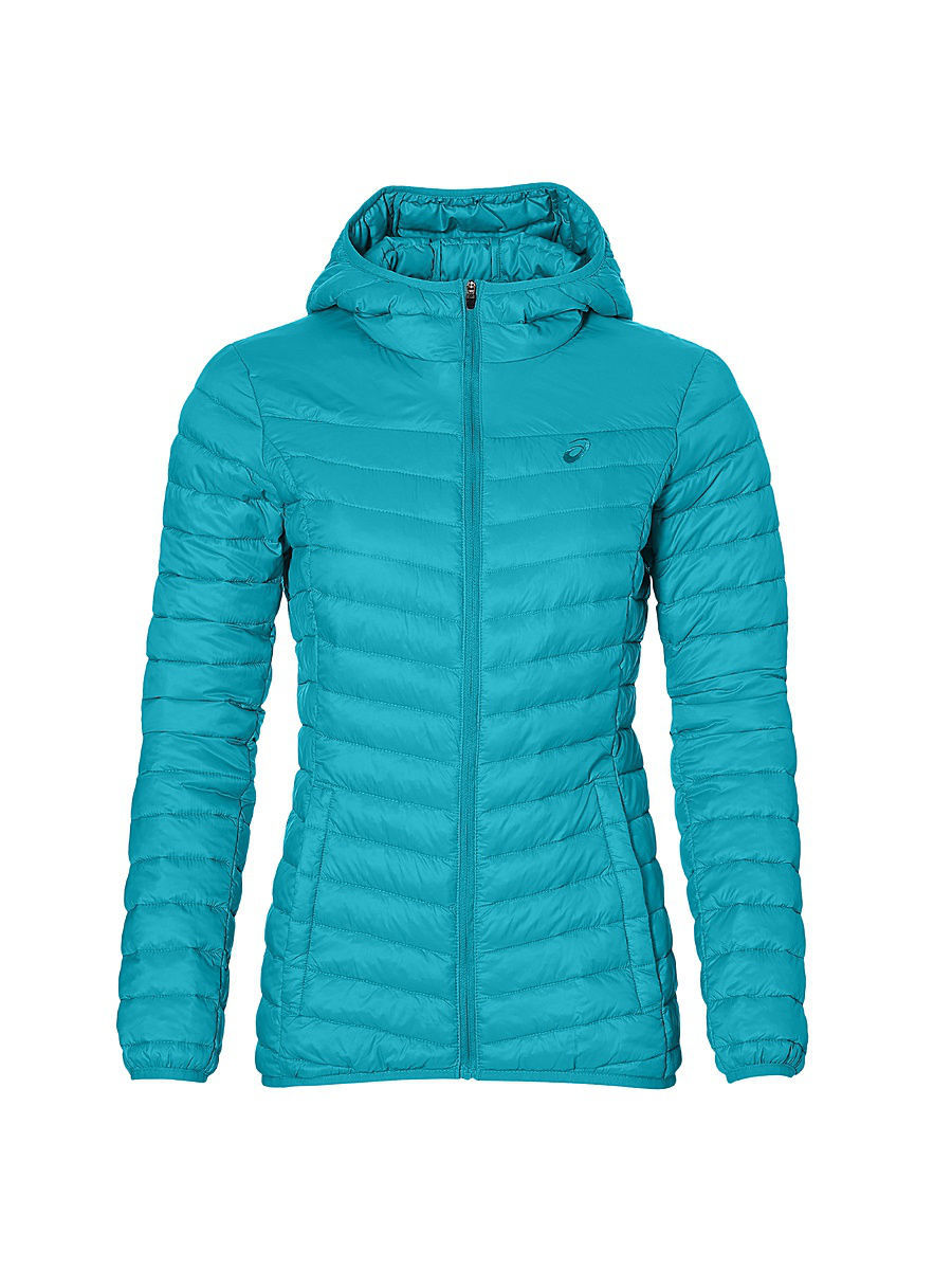 Куртки ASICS Куртка PADDED JACKET куртки asics куртка accelerate jacket