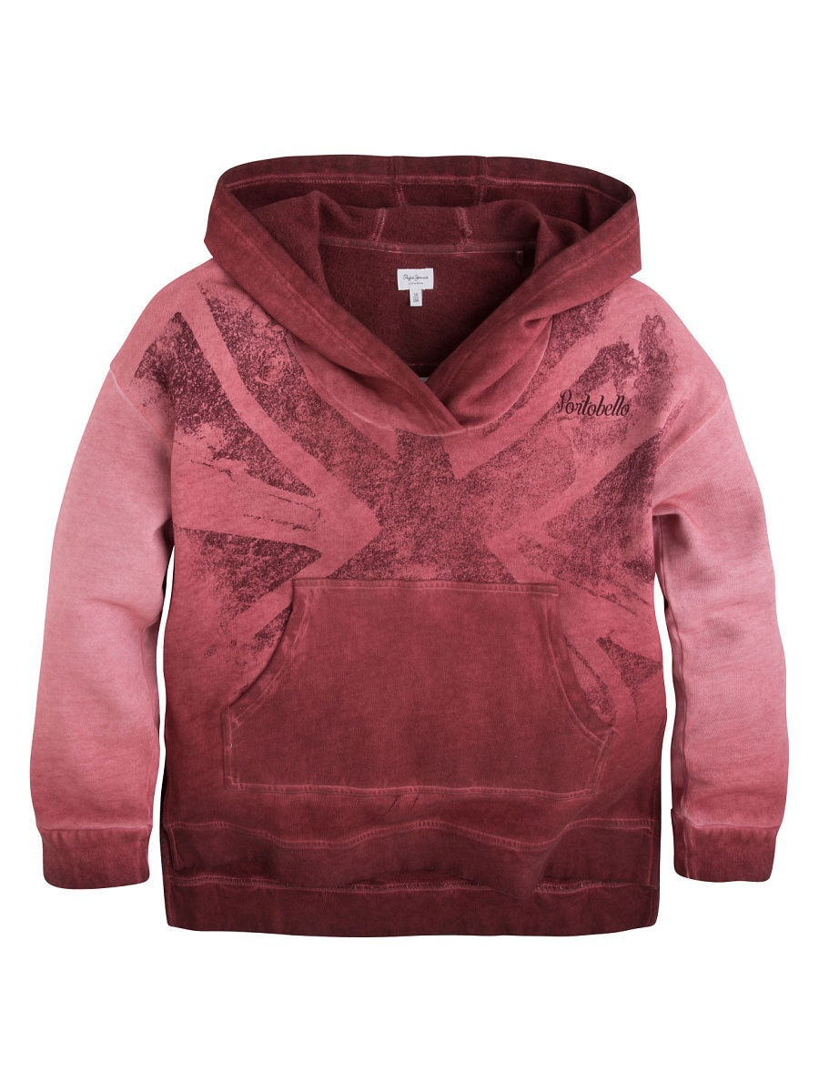 Толстовка Pepe Jeans London PG580638/299BURGUNDY
