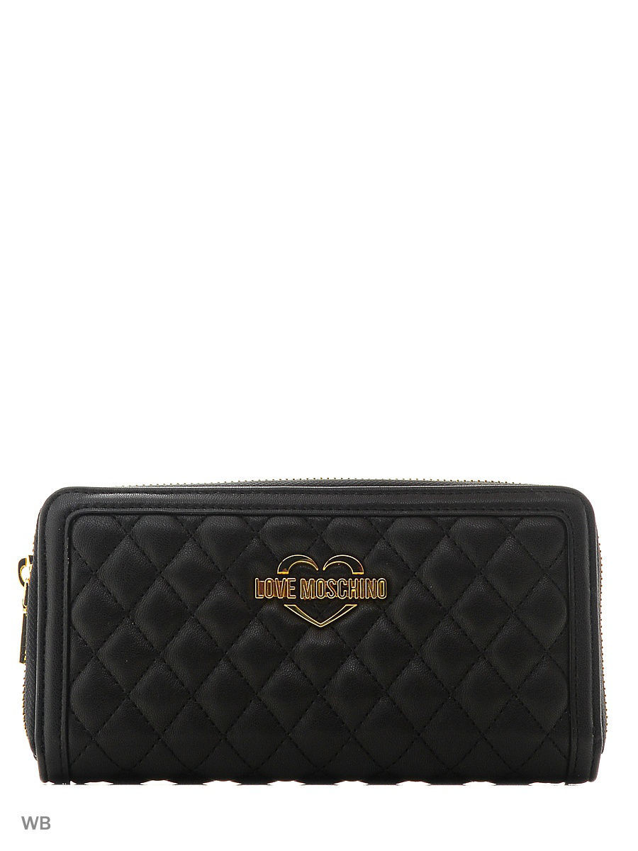 Клатч Love Moschino JC5540PP04KA0000/BLACK